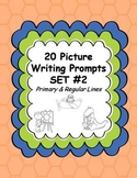 20 Picture Writing Prompts-Set 2