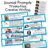 20 Journal Prompts that promote creative writing