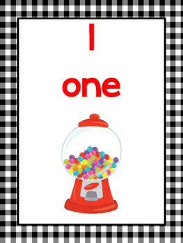 photograph regarding Numbers 1 20 Printable named 20 Printable Range Counting Posters. Quantities 1-20. Preschool Posters.