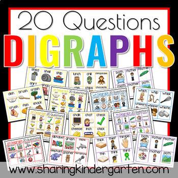 20 Questions BUNDLE