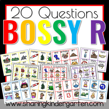 20 Questions BUNDLE