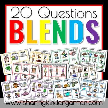20 Questions Blends