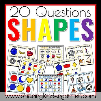 20 Questions Shapes
