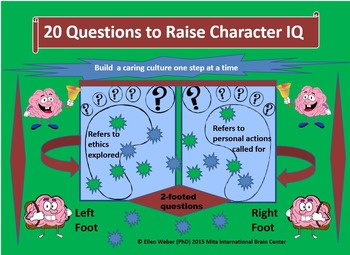 20 Questions to Raise Character IQ