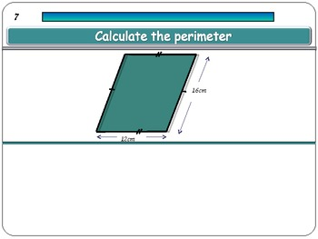 20 Quick Questions No 12 Improving pace of mental math calculations- perimeter
