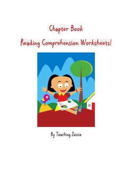 20+ Reading Comprehension Worksheets for any book