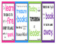 20 Reading Quote Bookmarks in Color and Black and White