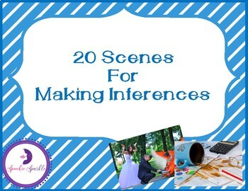 20 Scenes For Making Inferences