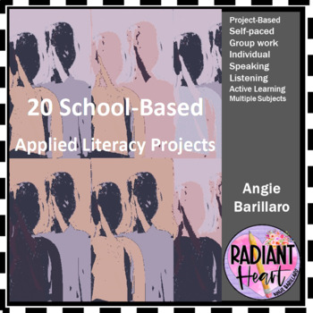 20 School Based Active Literacy Projects