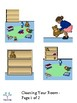 10 Sequences of Everyday Tasks for Kids - (Set 1 of 2)