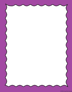 20 Shapy Borders for Commerical/Personal Use