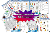 20+ Short vowel 'o' and CVC worksheets and Activties no prep needed.