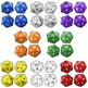 20-Sided Dice Clipart & Templates