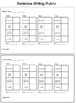 20 Special Education Data Sheets SET 2 {EDITABLE}