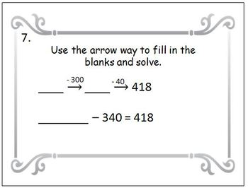 20 Task Cards for Eureka Math Module 5 End of Unit Practice