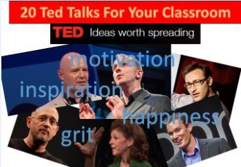 20 Ted Talks for Your Classroom: Preview - 1 Lesson
