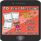 20 Text Message Reading Fluency Passages Primary: Read wit