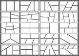 20 Transparent Comic Layouts (1920x1080) #1