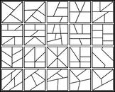 20 Transparent Comic Layouts (1080x1080) #2