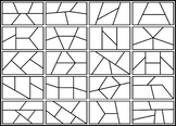 20 Transparent Comic Layouts (1920x1080) #2