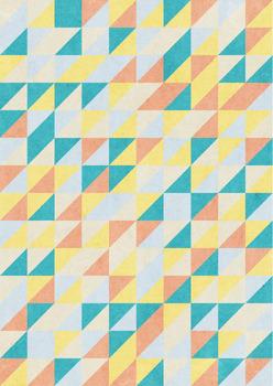 20 Vintage pattern digital papers