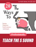 20 Ways to Teach the S Sound
