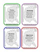 20 Word Work Task Cards - Set 2