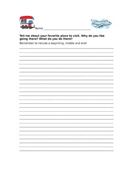20 Writing Prompts PSSA prep for all grades
