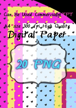20 digital background8#-clipart 300pdi png