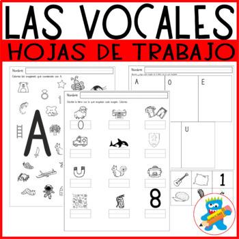 20 fichas de trabajo+flashcards+posters. Inicios con vocal.Conciencia fonológica