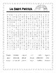 20 mots cachés pour le printemps - 20 French Word Searches for the Spring
