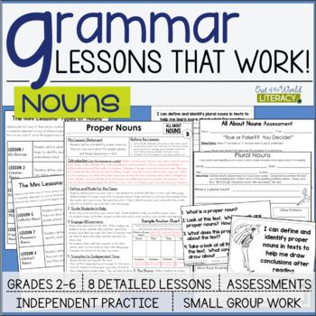 Grammar Curriculum: Nouns
