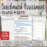 Benchmark Assessment System Range U-W
