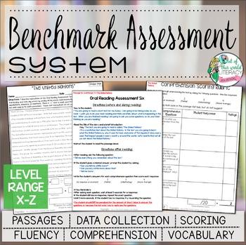 Benchmark Assessment System Range X-Z