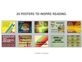 20 posters to inspire learning.
