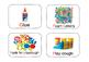 20 printable labels for Art/Kitchen/Math