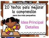 20 textos para mejorar la comprensión de los más pequeños - Idea Principal