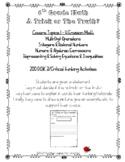 200 6th Grade A Trick or The Truth? DOK 3/Critical Thinkin