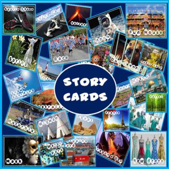 200+ A4 STORY STARTERS- WRITING INSPIRATION LITERACY KEY STAGE 1 2 3 4
