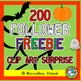 FREE HALLOWEEN CLIPART SURPRISE