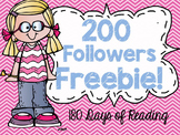 200 Followers Freebie!