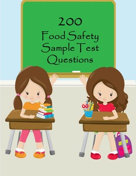 200 Food Safety Sample Test Questions