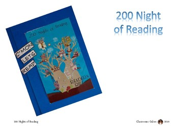 200 Nights of Reading