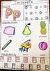 200+ Phonics beginning sound printables and resources