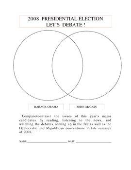 2008 Presidential Debate