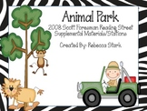 2008 Reading Street's Animal Park Supplemental Materials/Stations