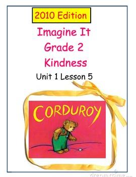 2010 Edition Imagine It Grade 2 Unit 1 Lesson 5 Corduroy Pack