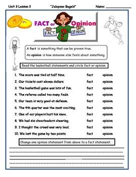 2010 Edition Imagine It Grade 2 Unit 3 Lesson 3 Jalapeno Bagels Pack