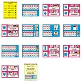 2011-2012 Kindergarten Math Center Club