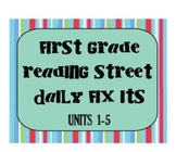 2011 First Grade Reading Street Fix Its